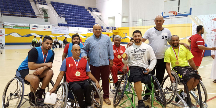 Zayani Motors Sponsors Disabled Athletes Sports Meet 2015