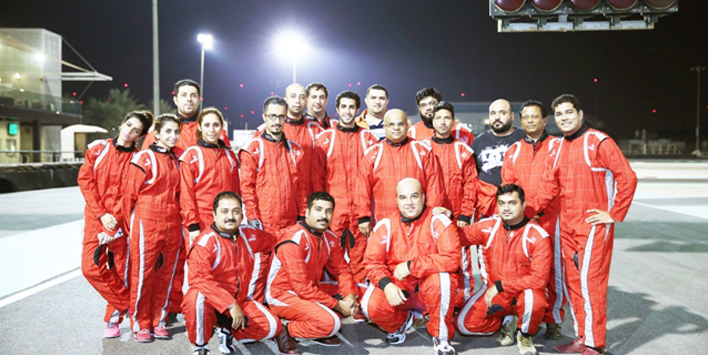 Karting Tournament at Zayani Motors