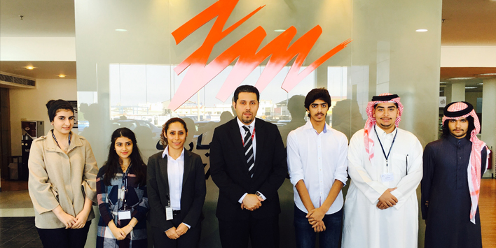 Zayani Motors Trains Students from Hawar International School