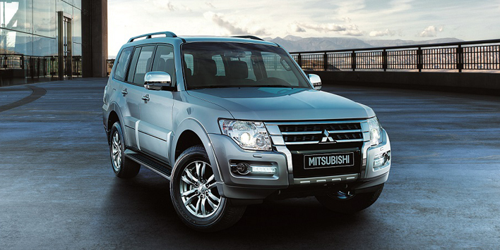 Pajero – An All-Terrain Beast