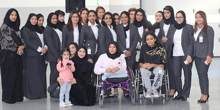 ZAYANI MOTORS CELEBRATES BAHRAINI WOMENS DAY