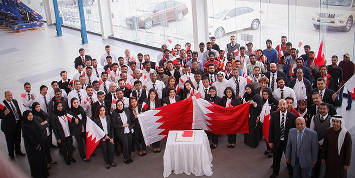 ZAYANI MOTORS CELEBRATES BAHRAIN NATIONAL DAY