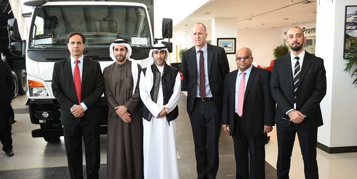 ZAYANI MOTORS LAUNCHES NEW FUSO TRUCKS