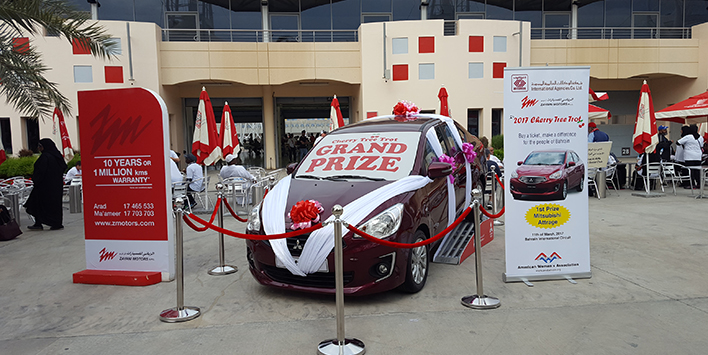 ZAYANI MOTORS SPONSORS CHERRY TREE TROT