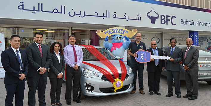 ZAYANI MOTORS BACKS BFC's 100 YEAR BONANZA CAMPAIGN