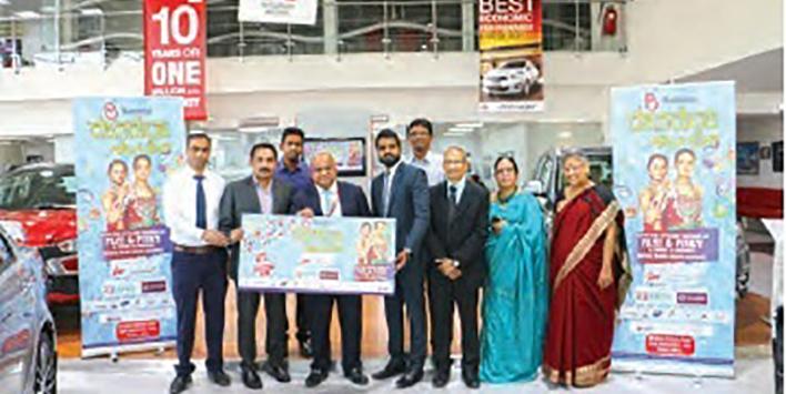 "Zayani Motors Sponsors"" Dandiya Mela"" Festival"