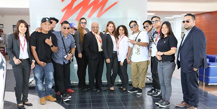ZAYANI MOTORS SPONSORS MARKANG PINOY TATAK VIP FIESTA