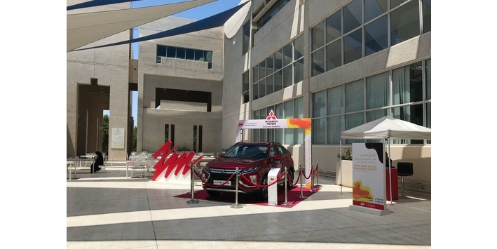 Zayani Motors Holds Display at University of Bahrain
