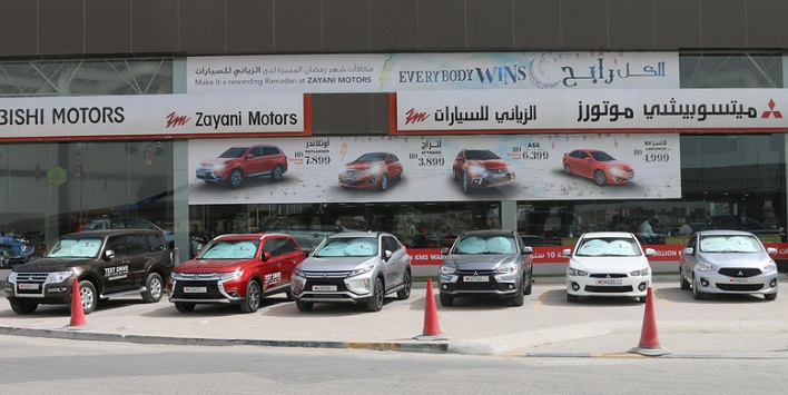 WIN BIG with Zayani Motors' Ramadan Offer