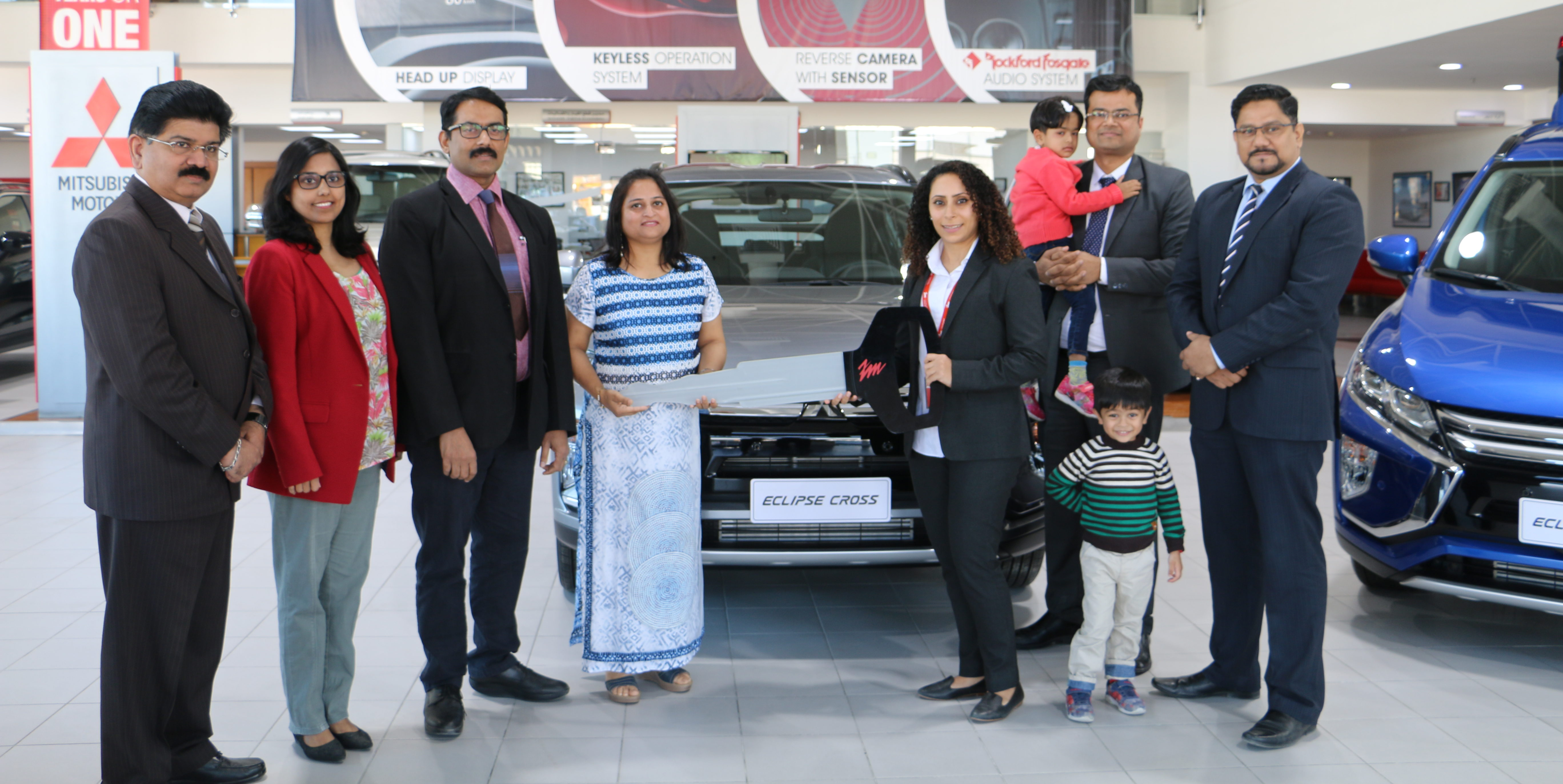 Zayani Motors Supports The Daily Tribune Subscription Drive