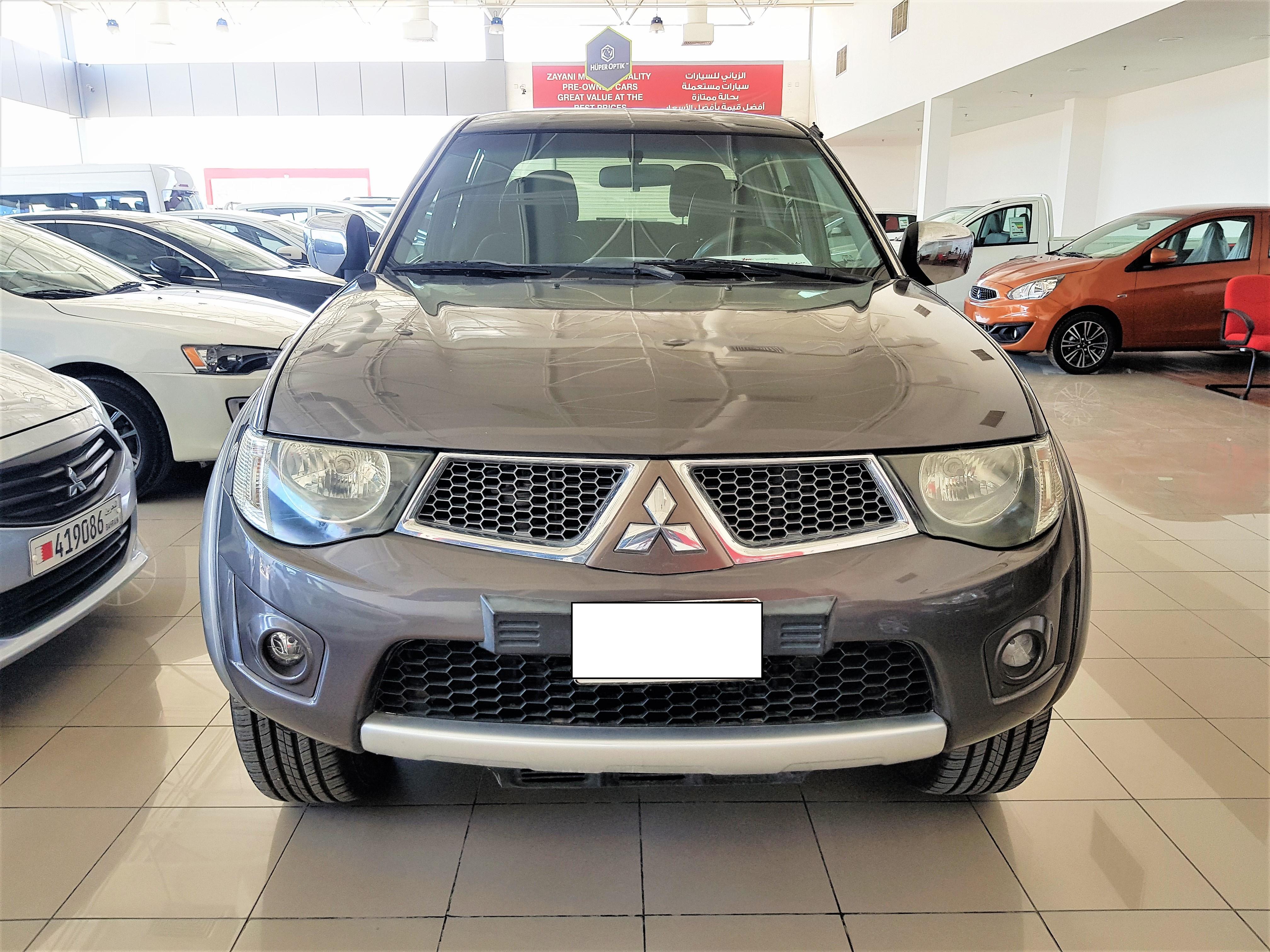 L200 Sportero 4WD