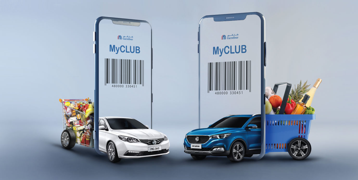 Zayani Motors and Carrefour Launch Raffle Contest