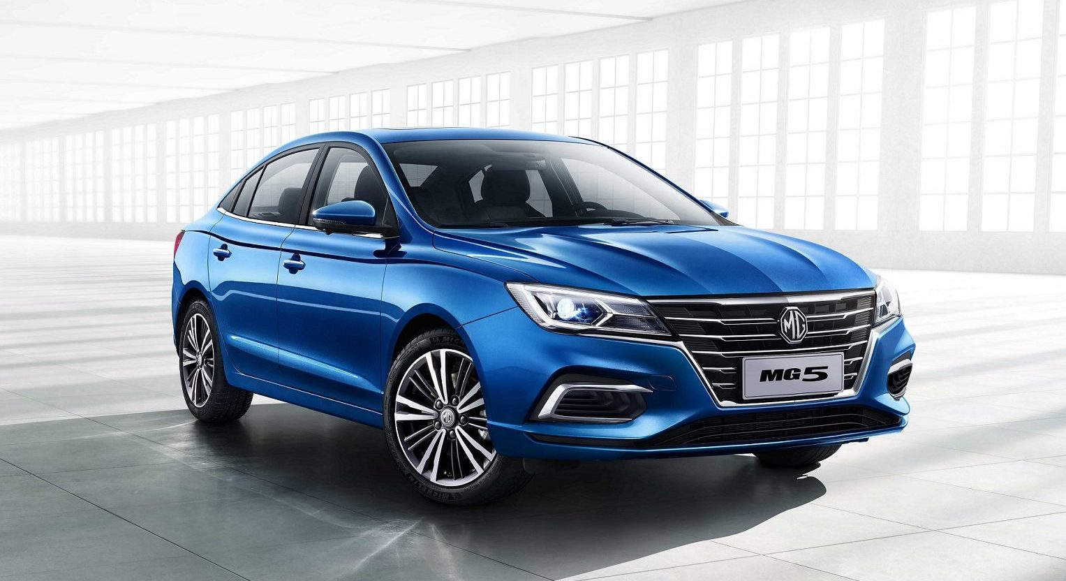 MG's spacious new compact sedan, MG5 will arrive in the Middle East this August