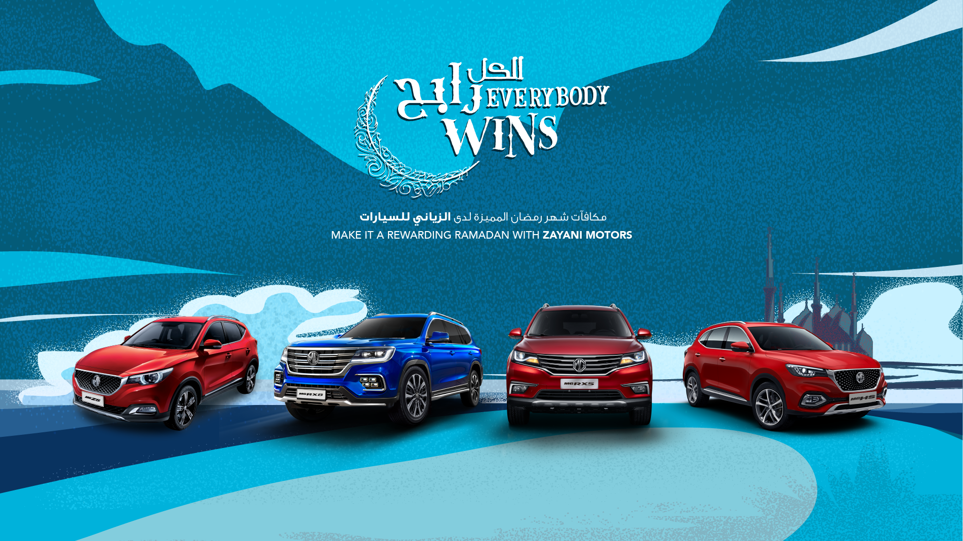 'Everyone's a Winner' Returns with Exclusive Offers on Mitsubishi & MG