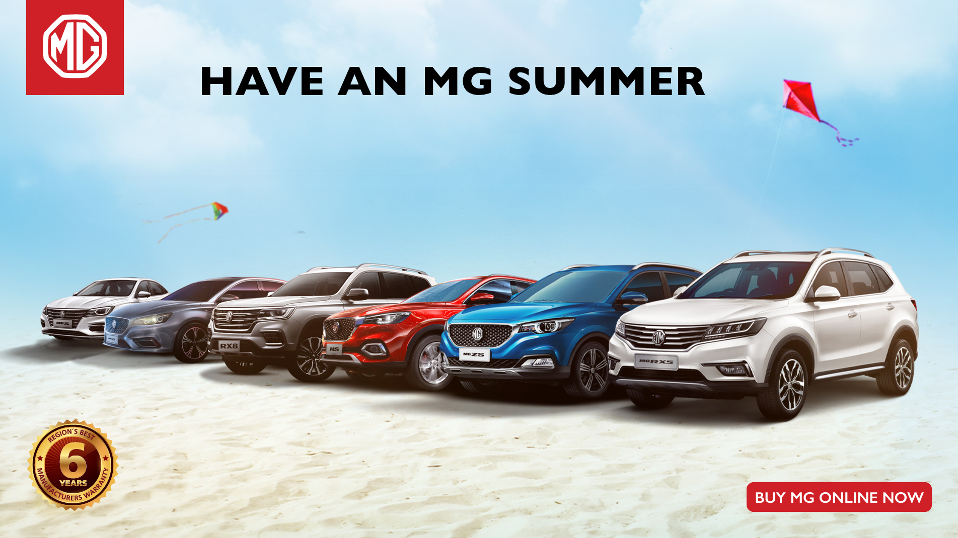 'Zayani Motors' Launches Exclusive Summer Offers on All 'MG' Models