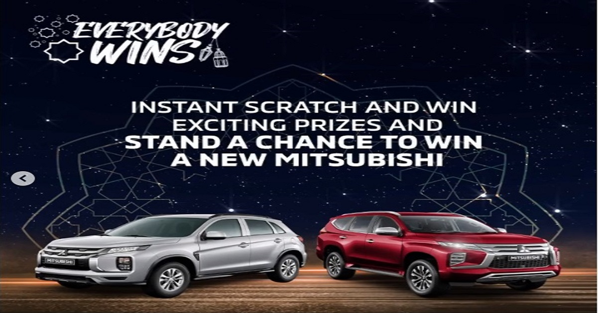 'Zayani Motors' Launch Exclusive  Ramadan Promotion on New 'Mitsubishi' Models