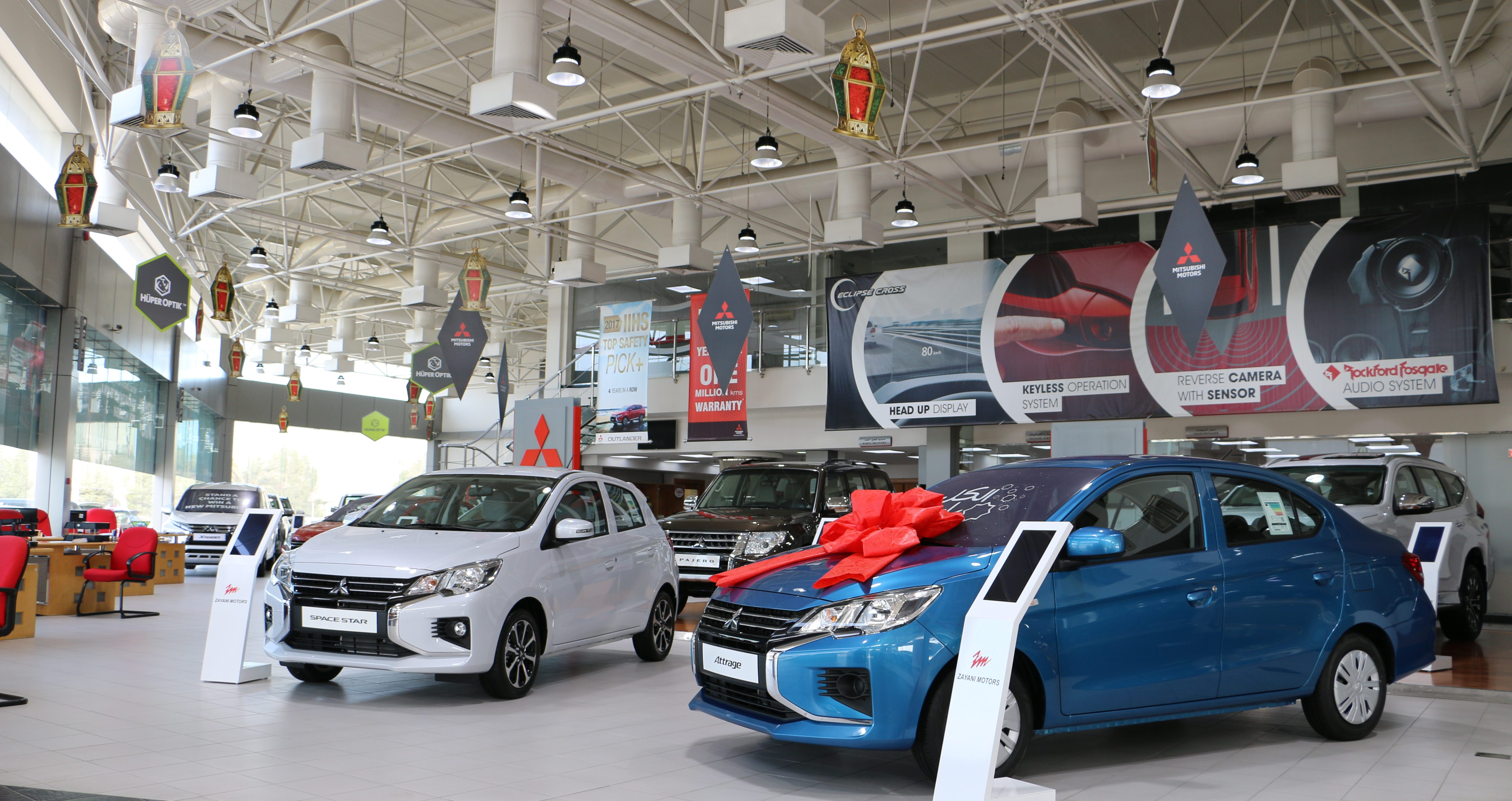 'Zayani Motors' Extends Special Ramadan Promotion