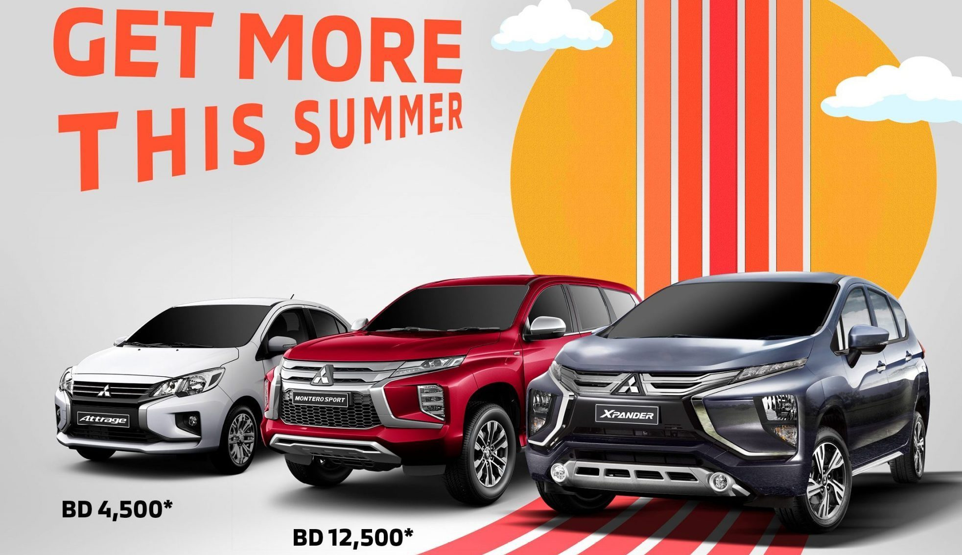 Enjoy Exclusivity with 'Mitsubishi' Summer Offers from 'Zayani Motors'